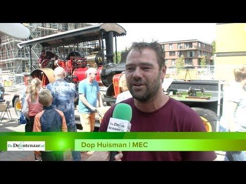 VIDEO | MEC maakt op Meerpaaldagen reclame voor stoomweekeinde