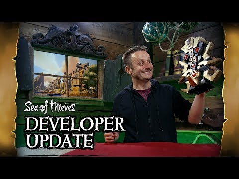Official Sea of Thieves Developer Update: May 8th 2019