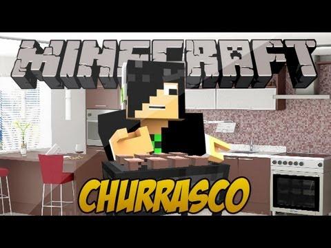 a5920be2895 Minecraft Mods 1.6.1- Churrasqueira - Venha cozinhar XD