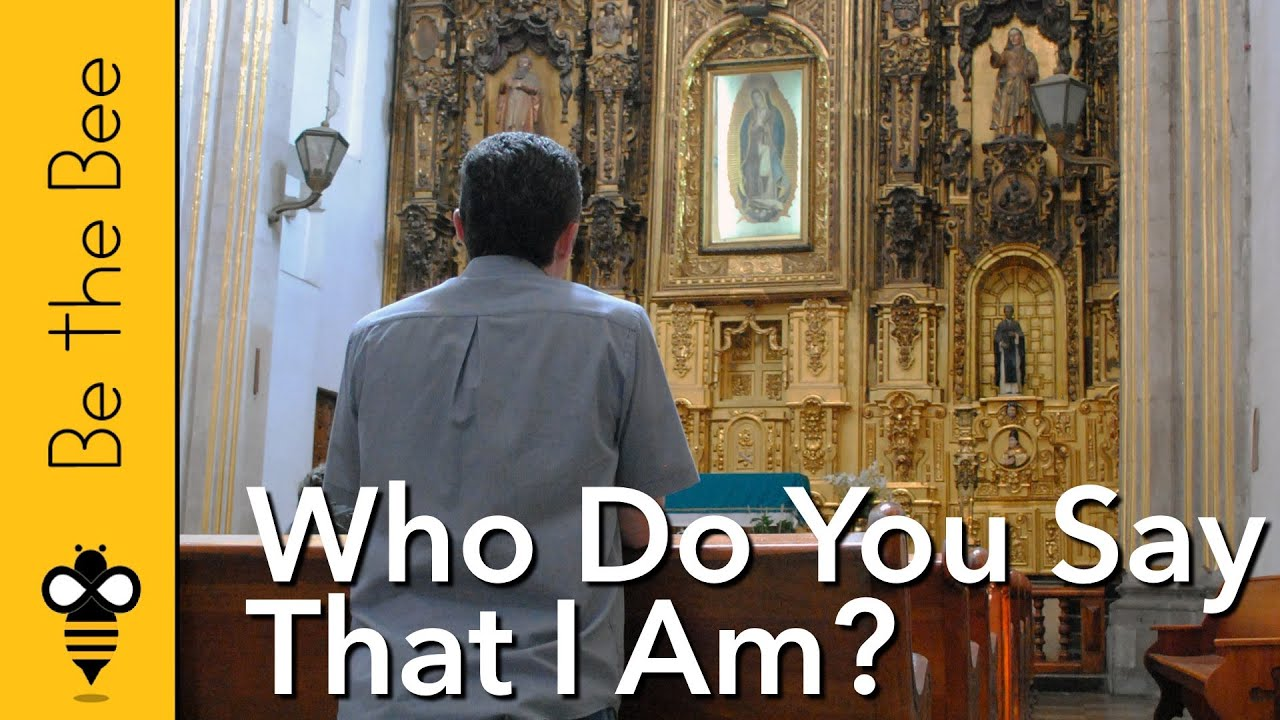 #91 Who Do You Say That I Am? (featuring Christian Gonzalez)