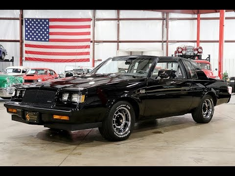 1987 Buick Grand National (CC-1236851) for sale in Kentwood, Michigan