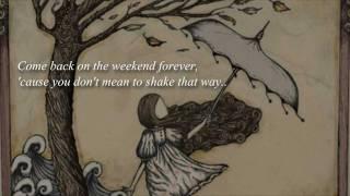 Lydia - Your taste is my attention (lyrics)