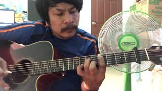 "Video thumbnail of ""ช่างไม่รู้เลย - บอย พีชเมคเกอร์ [ตั้ม สมประสงค์ original[cover] by ชิน นักดนตรี"""