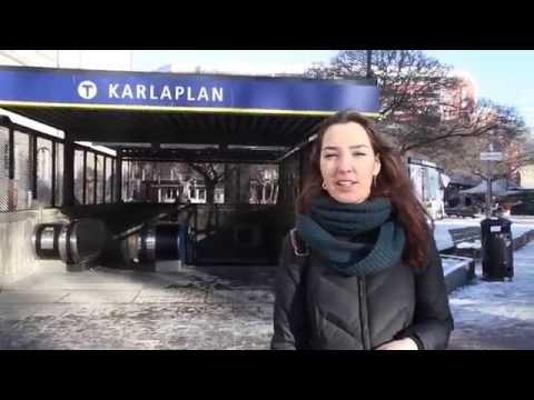 Швеция. Стокгольм. Самостоятельная поездка.