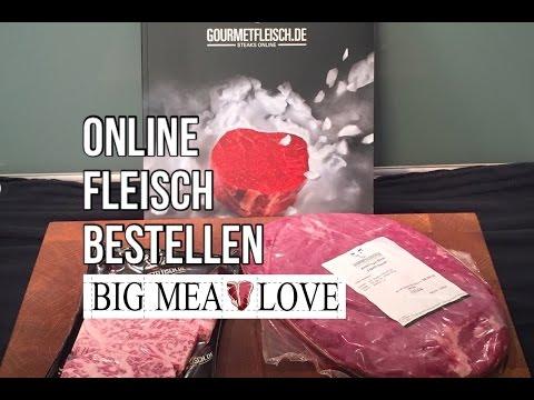 Werbung - Online Fleischversand Gourmetfleisch - Bigmeatlove #003
