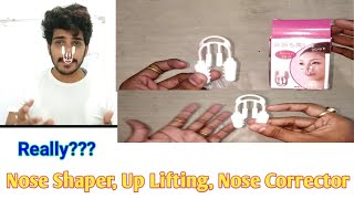 PART 1 : A Nose Shaper/Nose Up / Nose Corrector Without Surgery??? | Review