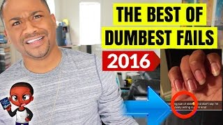 DUMBEST FAILS ON THE INTERNET #57 | THE BEST OF 2016 | ULTIMATE COMPILATION