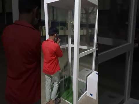 Sterilize Booth Machine