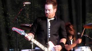 David Cook ~ Paper Heart~ Busch Gardens 8/8/2010