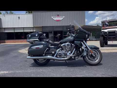 2017 Kawasaki Vulcan 1700 Voyager ABS in Greenville, North Carolina - Video 1