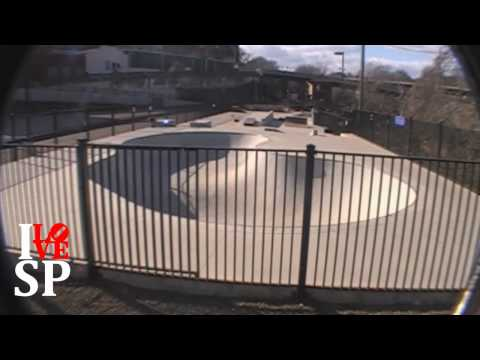 iloveskateparks.com tour - Rotary Centennial Riverfront Skatepark - Lynchburg, VA
