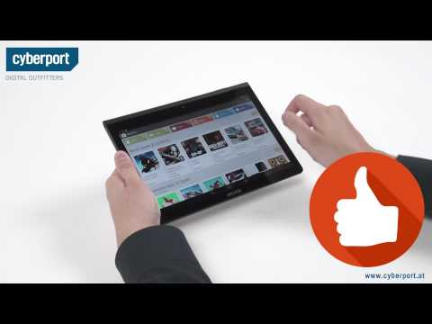 Archos 101 Oxygen Tablet im Test I Cyberport