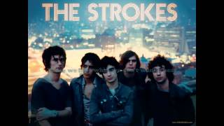 The Strokes - Life Is Simple In The Moonlight With Lyrics