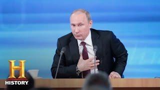 History Lists: Who Is Vladimir Putin? | History
