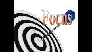 HOW TO FOCUS ON GOALS AND ACHIEVE IT || WAYS TO STAY FOCUSED