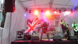 Video 193   Iron Made In   Březňák Fest Praha 23 8 2015