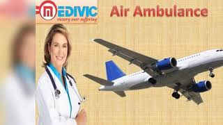Top Best Air Ambulance Services in Jamshedpur and Bhopal