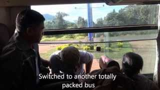 En Normal Rejsedag i Laos