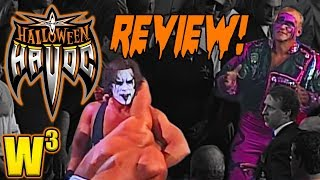 WCW Halloween Havoc 2000 Review | Wrestling With Wregret