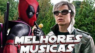 AS MELHORES MUSICAS DOS FILMES DE SUPER HEROIS