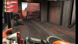 Team Fortress 2: Engineer Gameplay