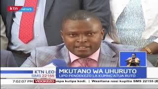 Rais Uhuru afanya mkutano wa ghafla na Naibu wa Raila William Ruto