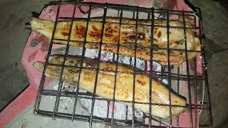 ปิ้งปลาคอใหญ่ แกงผักหวานใส่ไข่มดแดง หมกปลาค้าวกินแลง เตรียมงามแต่งงานพี่น้องเชียงคำ