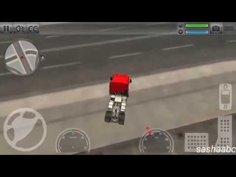 truck simulator sity обзор игры андроид game rewiew android