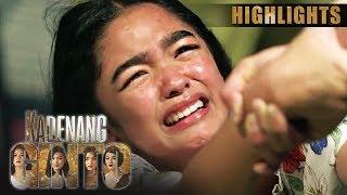 Marga, nailigtas sa bingit ng kamatayan | Kadenang Ginto (With Eng Subs)