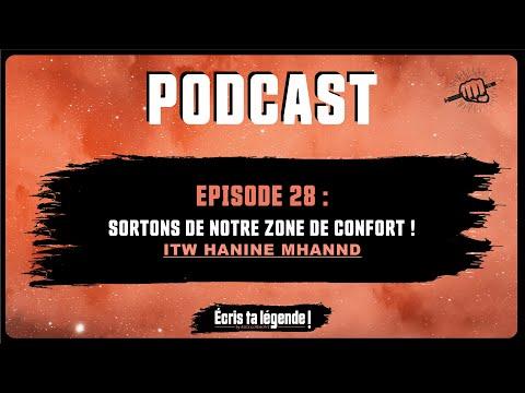 Podcast - Comment sortir de sa zone de confort ?