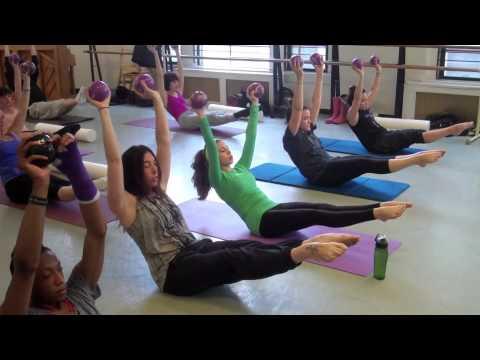 Steps' Steele Pilates Teacher Certification Program - YouTube