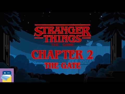 Stranger Things The Game: Chapter 2 The Gate Walkthrough &  iOS iPhone Gameplay (by BonusXP)