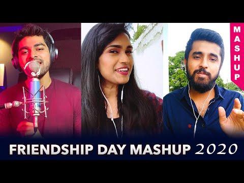 Friendship Day Mashup 2020 | Tamil | Joshua Aaron ft. Ahmed Meeran | Aishwerya