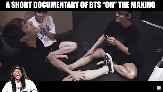 BTS (방탄소년단) 'ON' Commentary Film : Dialogue | REACTION!!!