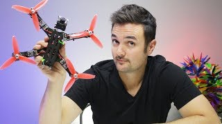 IS THIS THE GREATEST FREESTYLE DRONE EVER MADE? Armattan Marmotte review