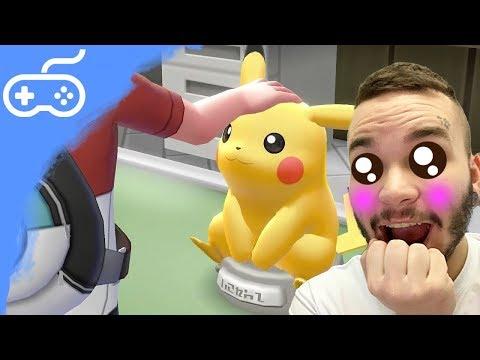 Pokémoni jsou tady a jsou ROZTOMILÍ! - Pokémon: Let's Go, Pikachu!