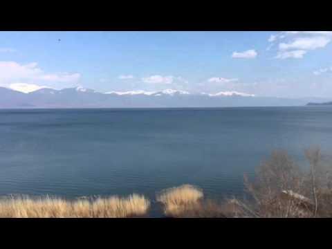 Prespa lake- the beauties of Macedonia