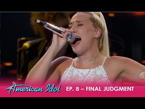 Gabby Barrett: WOWS The Crowd For The Final Judgment! | American Idol 2018