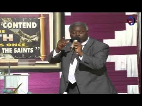 I Will Remove Certain Deeper Life Doctrines I set Up - Pastor Kumuyi