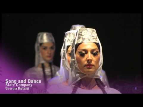 Концерт Кутаиси. Грузинский ансамбль песни и танца в Северодонецке - 7