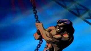 Мультфильм Железный Человек - Заставка