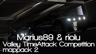 Marius89 & riolu on Valley TimeAttack Competition mappack 2