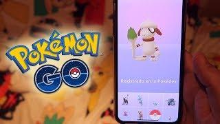 Smeargle  - (Pokémon) - ¡COMO CAPTURAR a SMEARGLE en Pokémon GO! REGISTRO y CAPTURA! [Keibron]