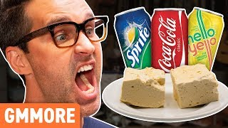 free download Mystery Soda Marshmallow Taste TestMovies, Trailers in Hd, HQ, Mp4, Flv,3gp