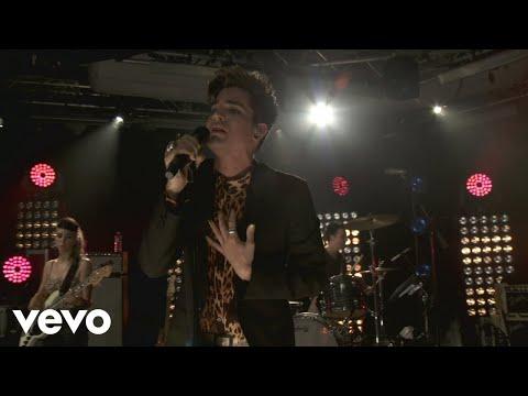 Chokehold Lyrics – Adam Lambert