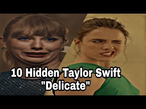 10 Hidden References in Taylor Swift's