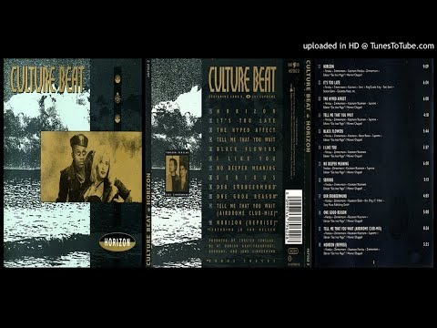 Culture Beat ‎– Horizon (Track taken from the album Horizon – 1991)