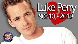 Luke Perry, Everyone's Boyfriend Is Gone Forever!
