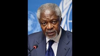 PROFILE: What you probably didn't know about Kofi Atta Annan