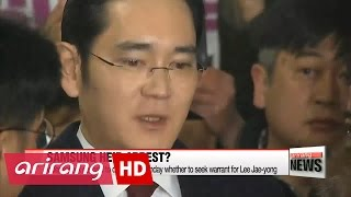 Independent Counsel will seek arrest warrant for Lee Jae-yong on Monday...
